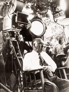 Hitchcock na planie Vertgo, 1958
