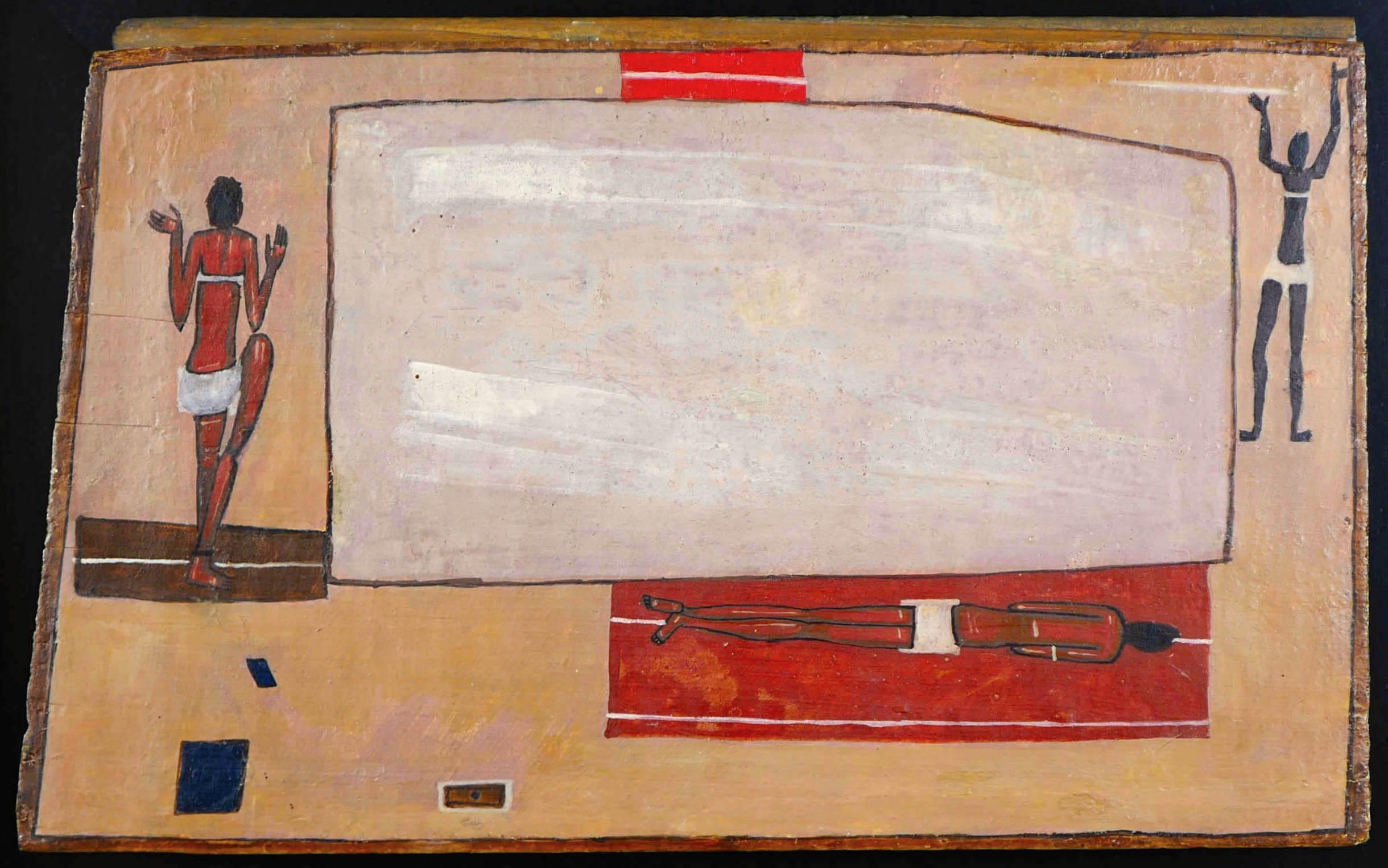 Nad basenem, 1962 r.
