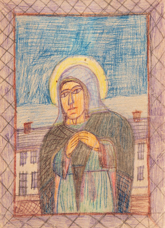 Matka Boska, lata 50. XX w.