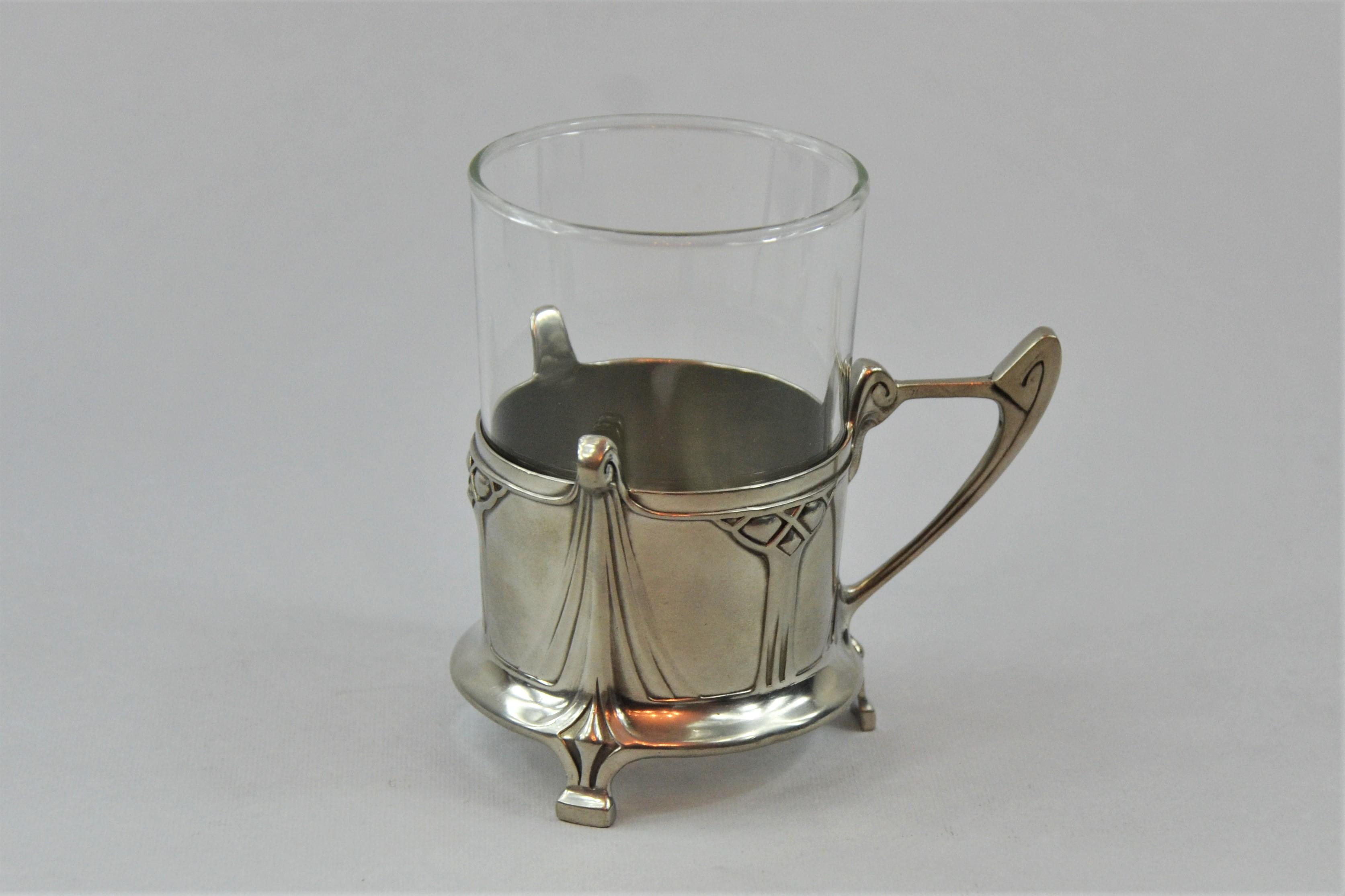 Koszyk do szklanki, Niemcy, ok. 1900 WMF