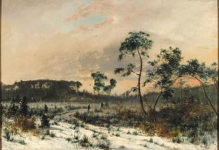 Na skraju lasu, 1878