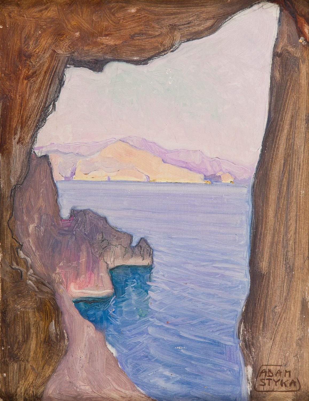 Pejzaż z Capri