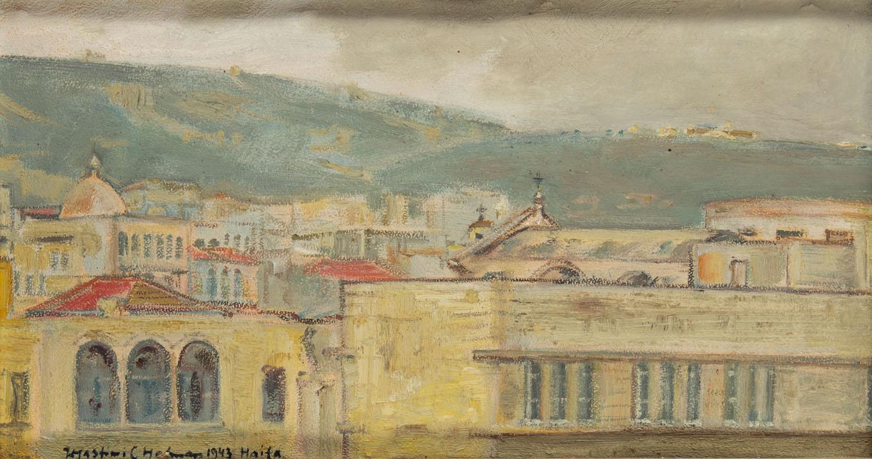 """""""Haifa"""", 1943"""
