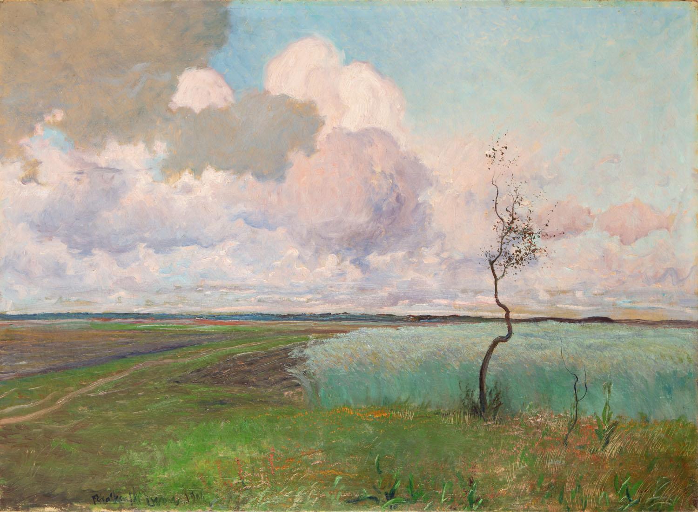 Pejzaż nadwodny, 1904