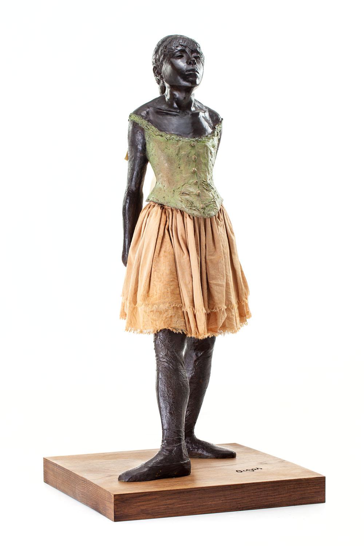 """Mała czternastoletnia tancerka"" (""Petite danseuse de quatorze ans"")"