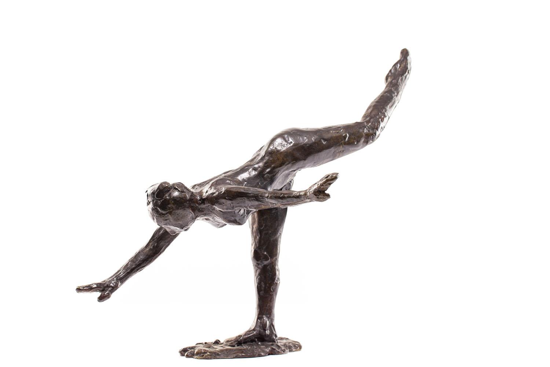 """""""Tancerka, wielka arabeska, trzeci raz"""" (""""Danseuse, grande arabesque, troisieme temps"""")"""
