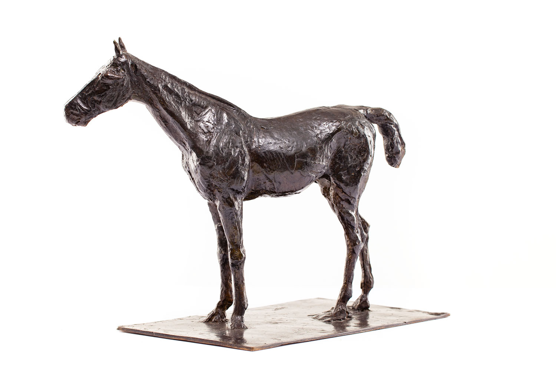 """""""Stojący koń"""" (""""Cheval arrêté"""")"""