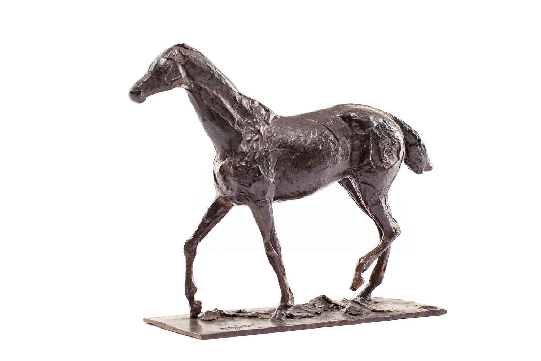 """Biegnący koń"" (""Cheval en marche"")"