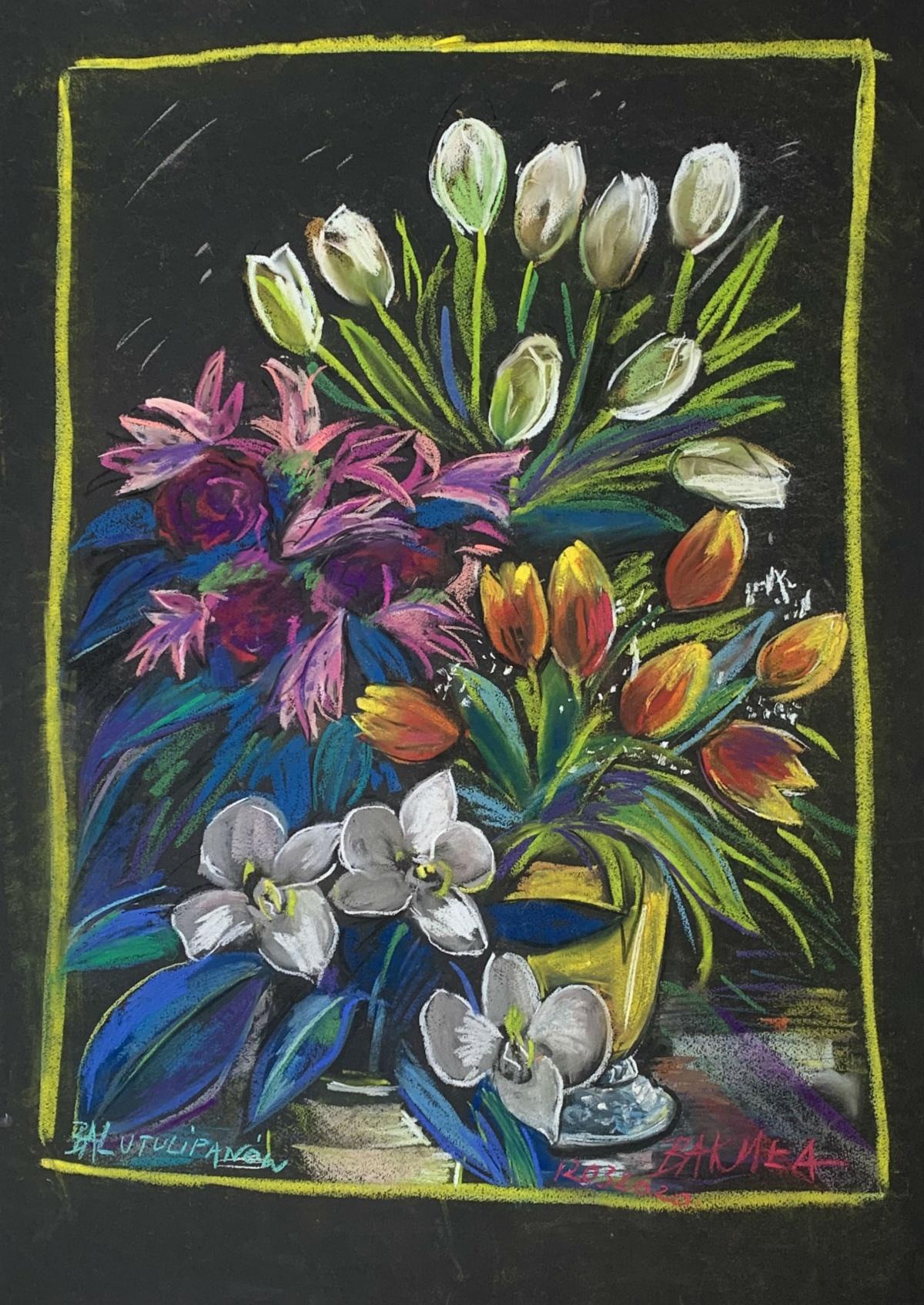Kwiaty, 2020