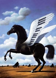 Czarny koń, 2020 r.