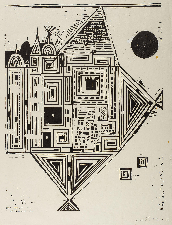 Miasto, 1960 r.