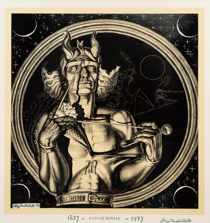 Kopernik, 1973 r.