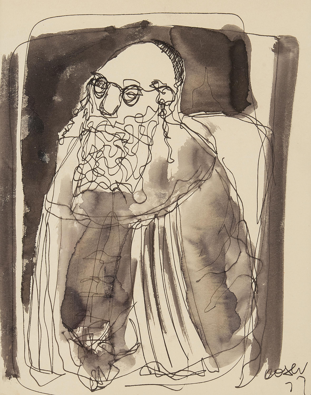 Żydowski kupiec, 1972 r.