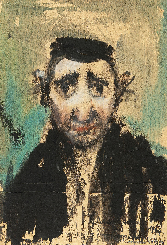 Portret Żyda, 1966 r.