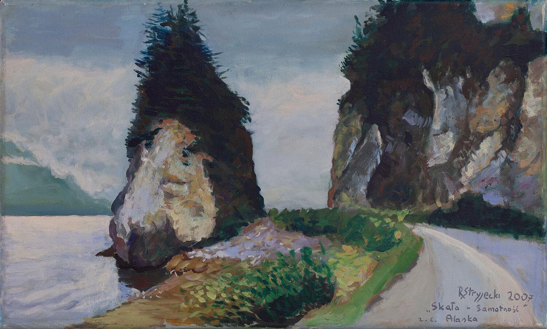 Skała - Samotność, 2007