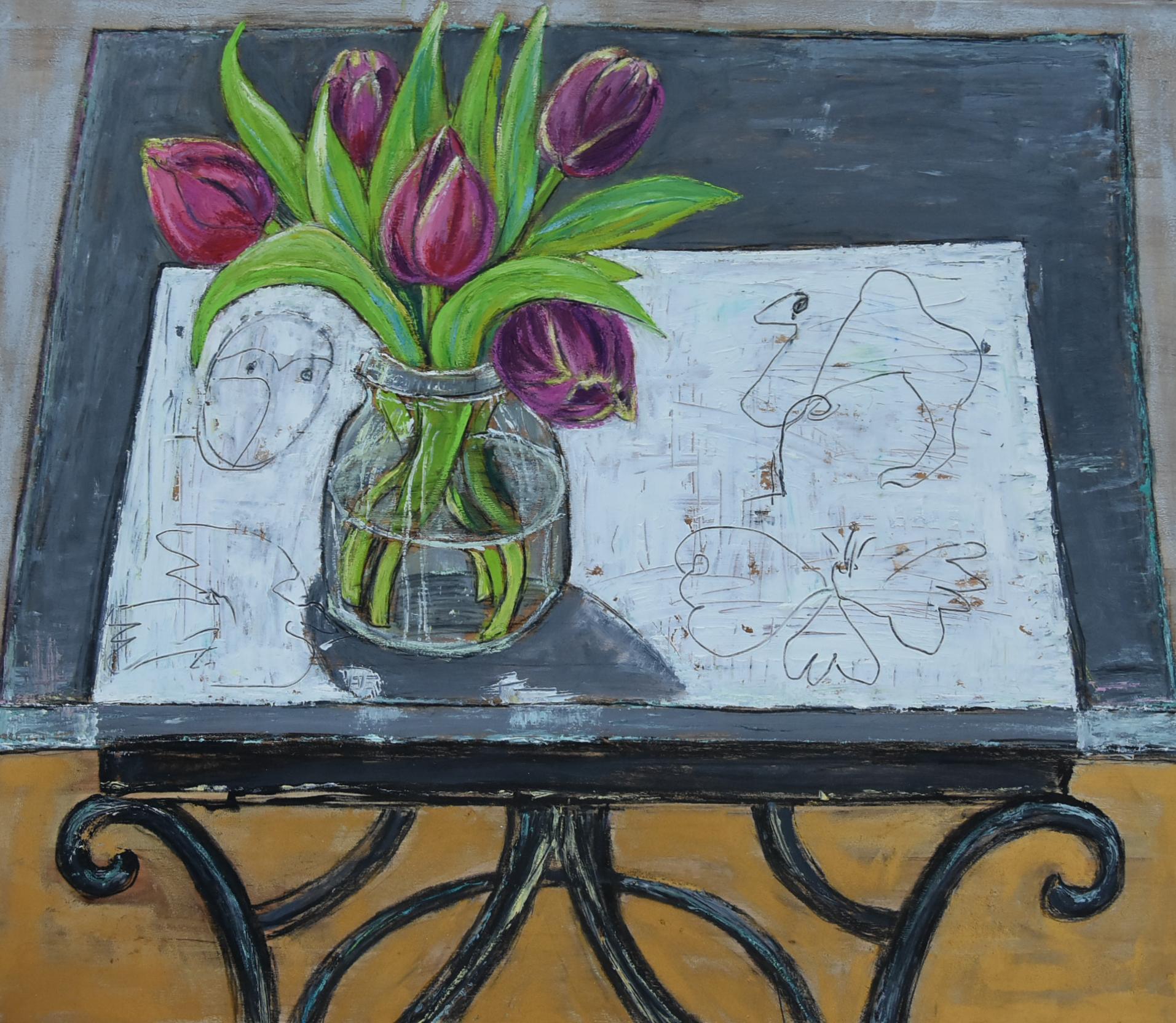 Tulipany, 2000