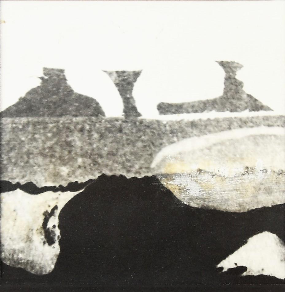 Z cyklu: Zima na Teofilowie, 1989