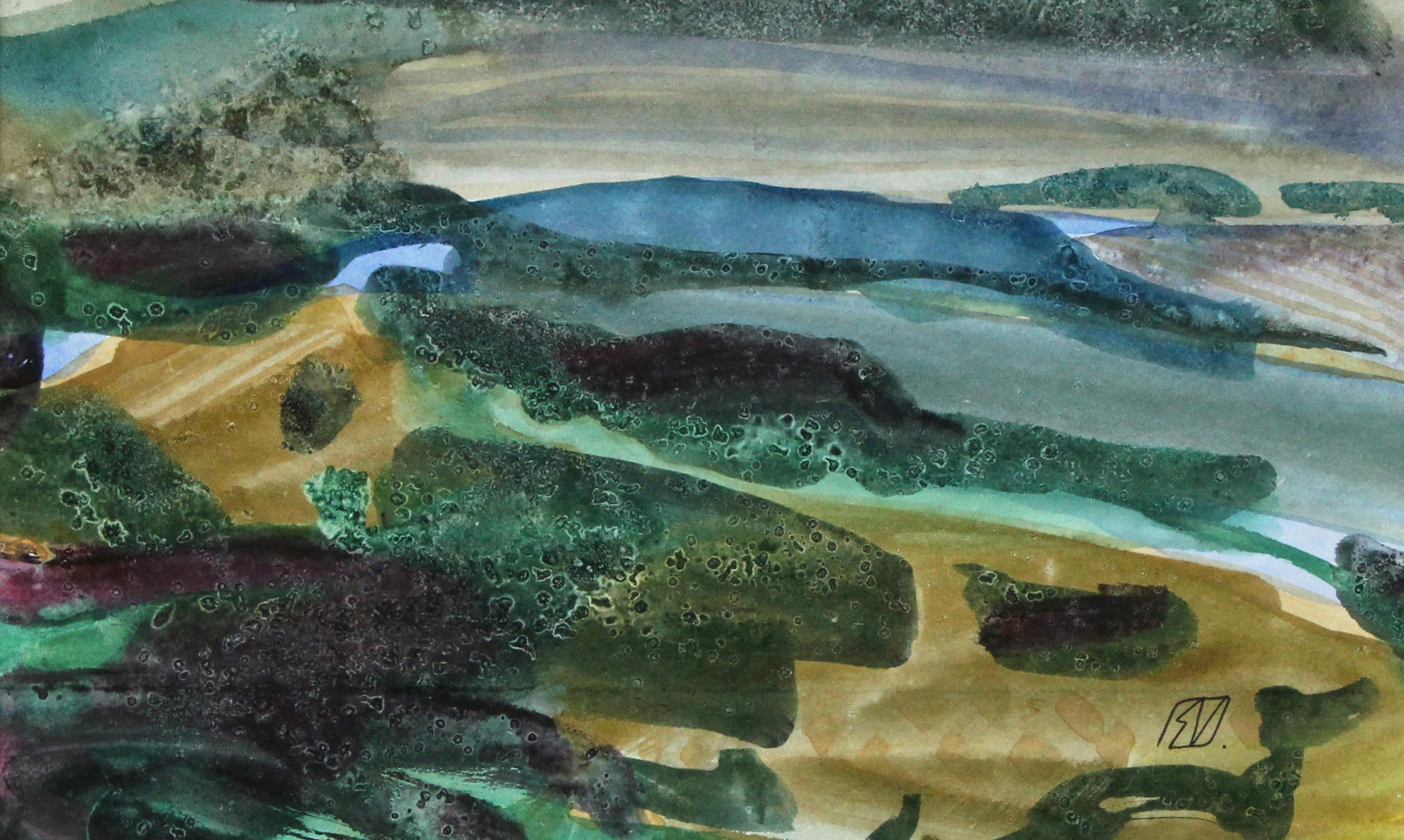 Pejzaż z Izvoare, 1993