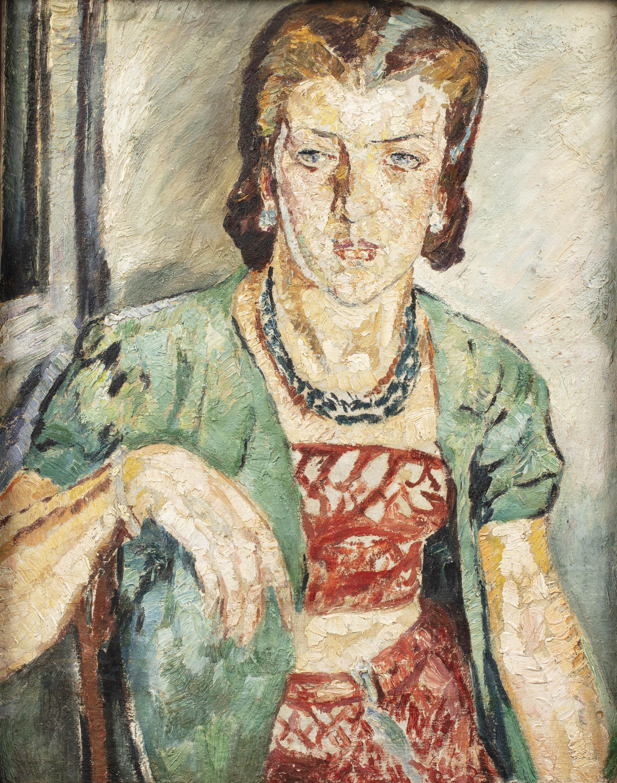 Portret kobiety, ok. 1930