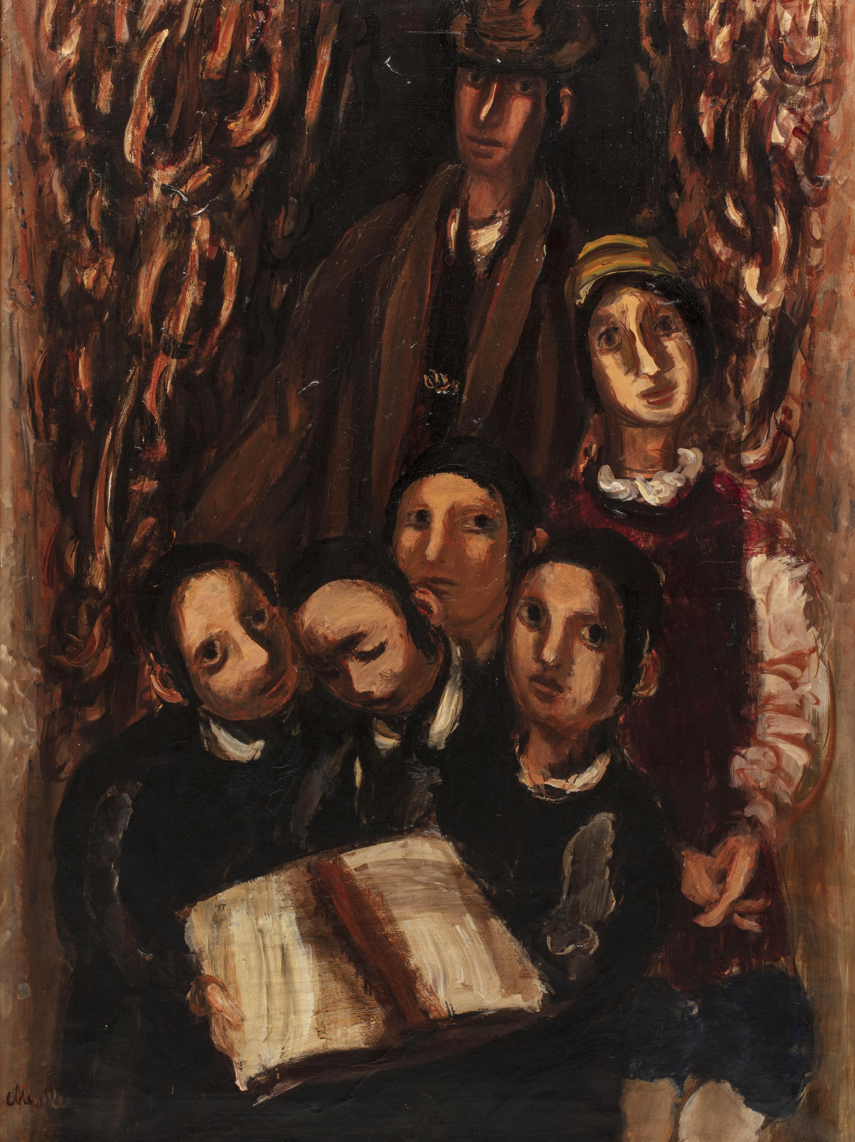 Rodzina, 1928