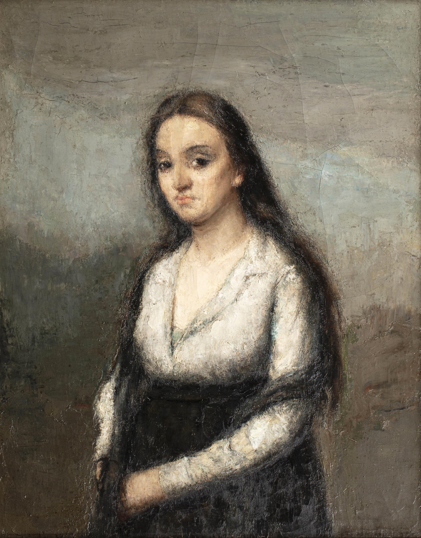 Młoda dziewczyna z Jerozolimy, 1924