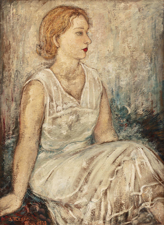 Portret kobiety, 1932