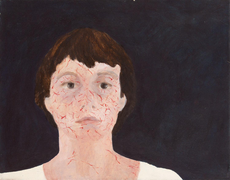 """Bez tytułu, z cyklu: """"Złe sny"""" , 2009"""