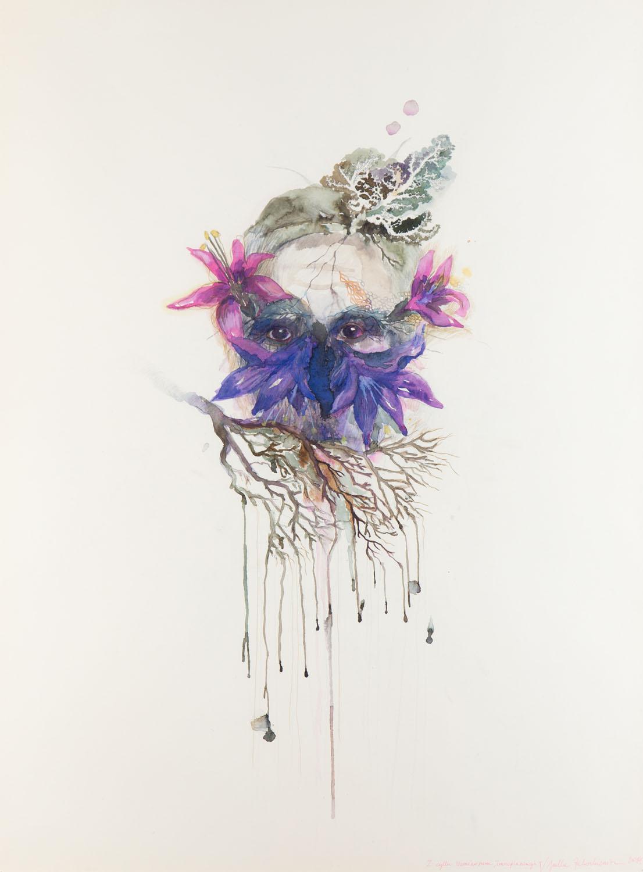 """""""Transformacja I"""", z cyklu: """"Numinosum"""", 2014"""