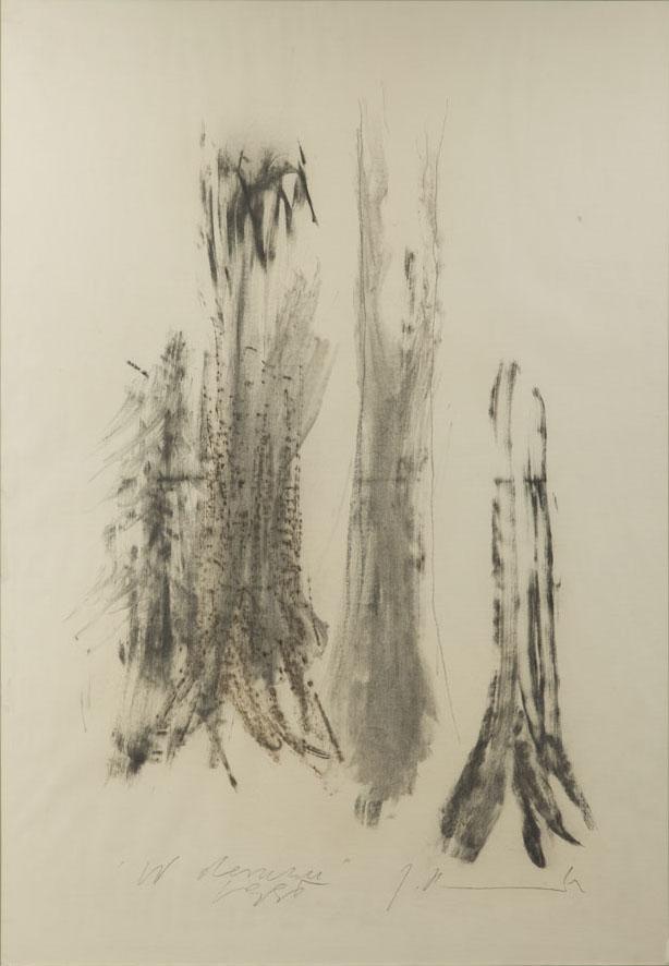 """""""W deszczu"""", 1995"""