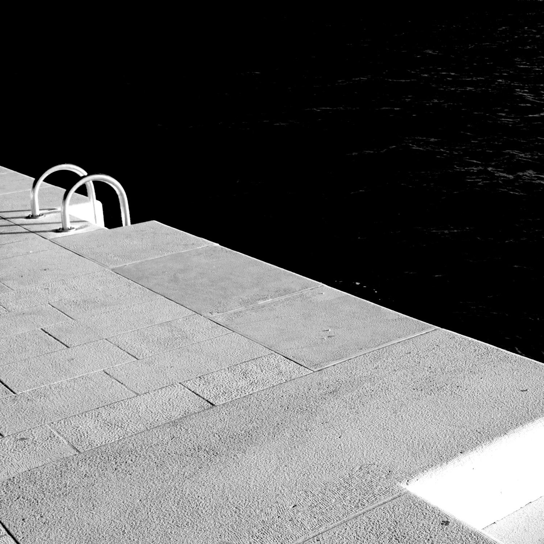 Basen nr 302. Hommage a David Hockney, 2010