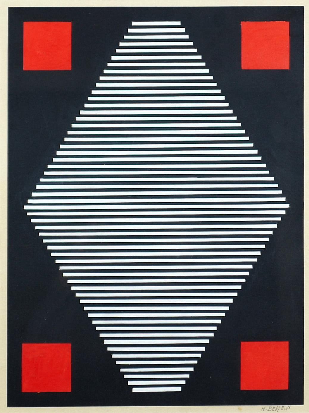 Kompozycja geometryczna, 1953 r.