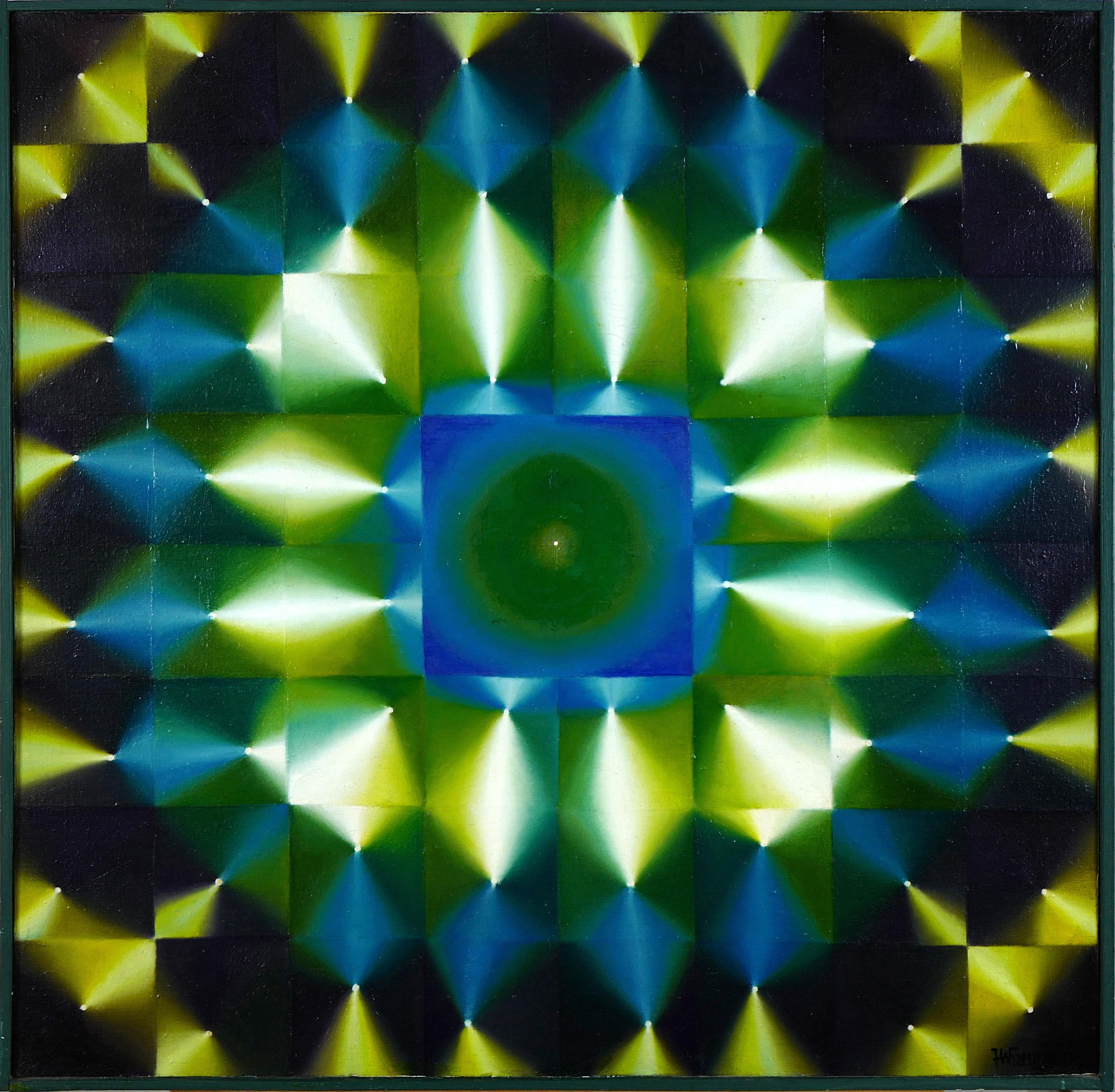 Struktura krystaliczna, 1970 r.