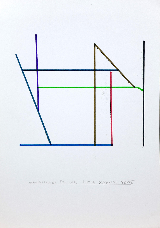 Linia XXXXVI, 2015 r.