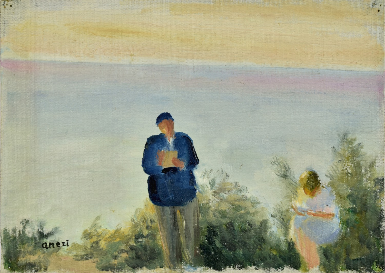 Nad morzem, 1935
