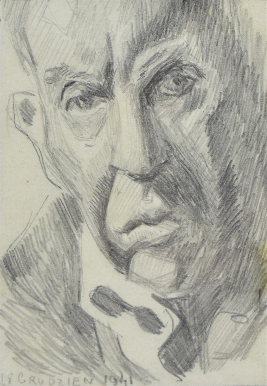 Autoportret, 1941