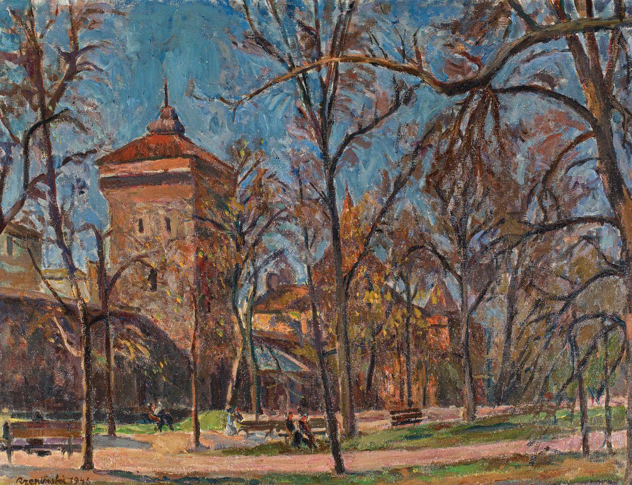 KRAKOWSKIE PLANTY, 1946