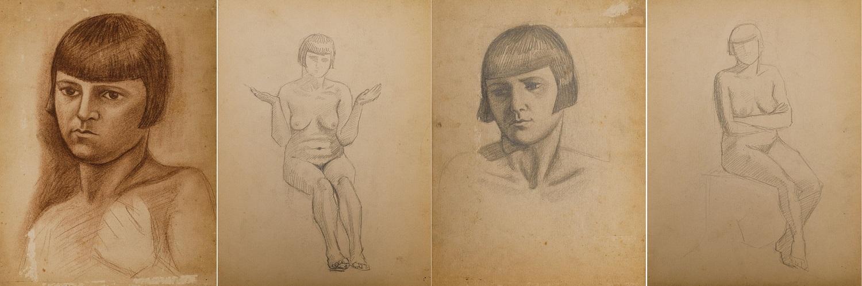 CZTERY STUDIA, ok. 1930