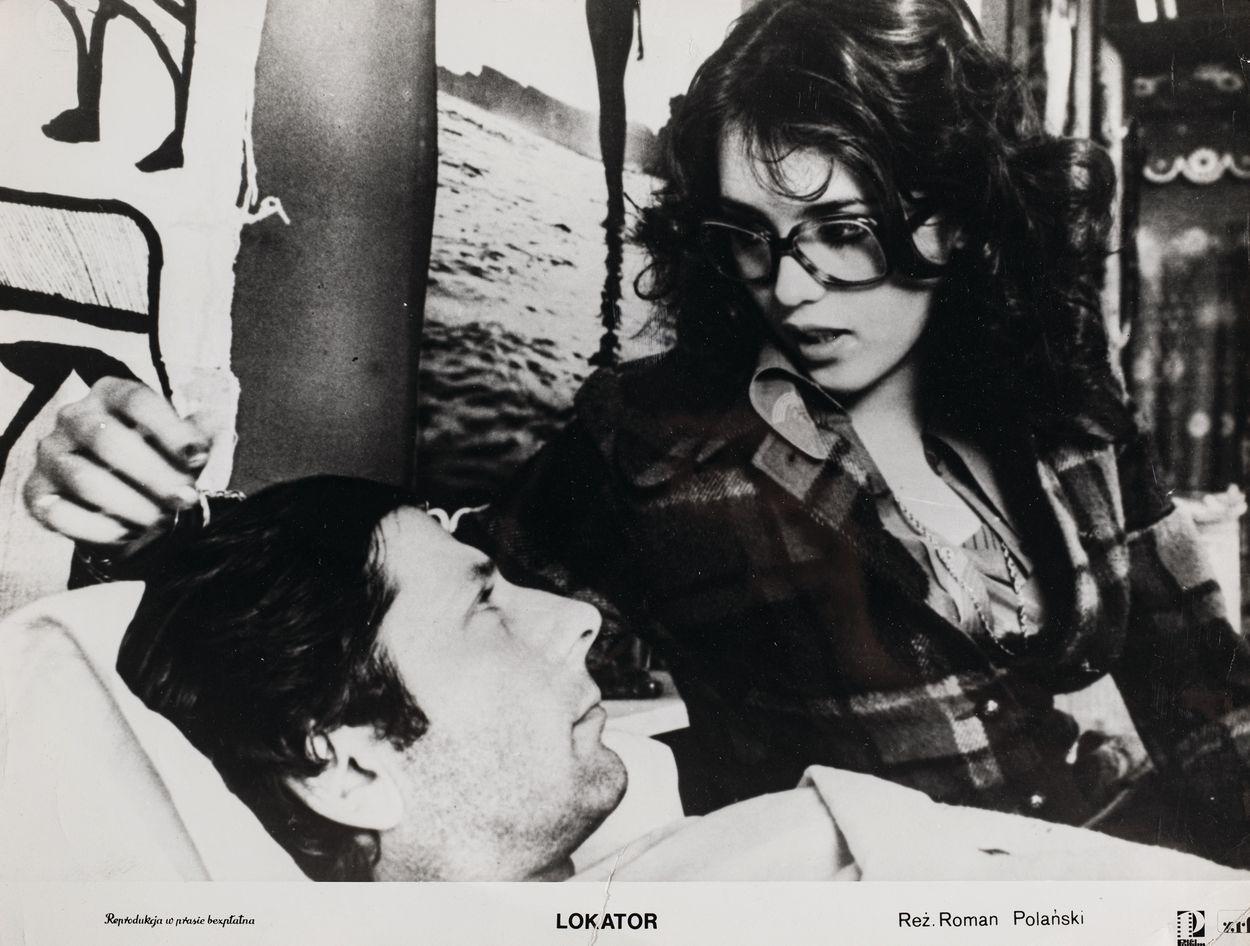 FOTOS FILMU LOKATOR, Polfilm, ZRF, 1976