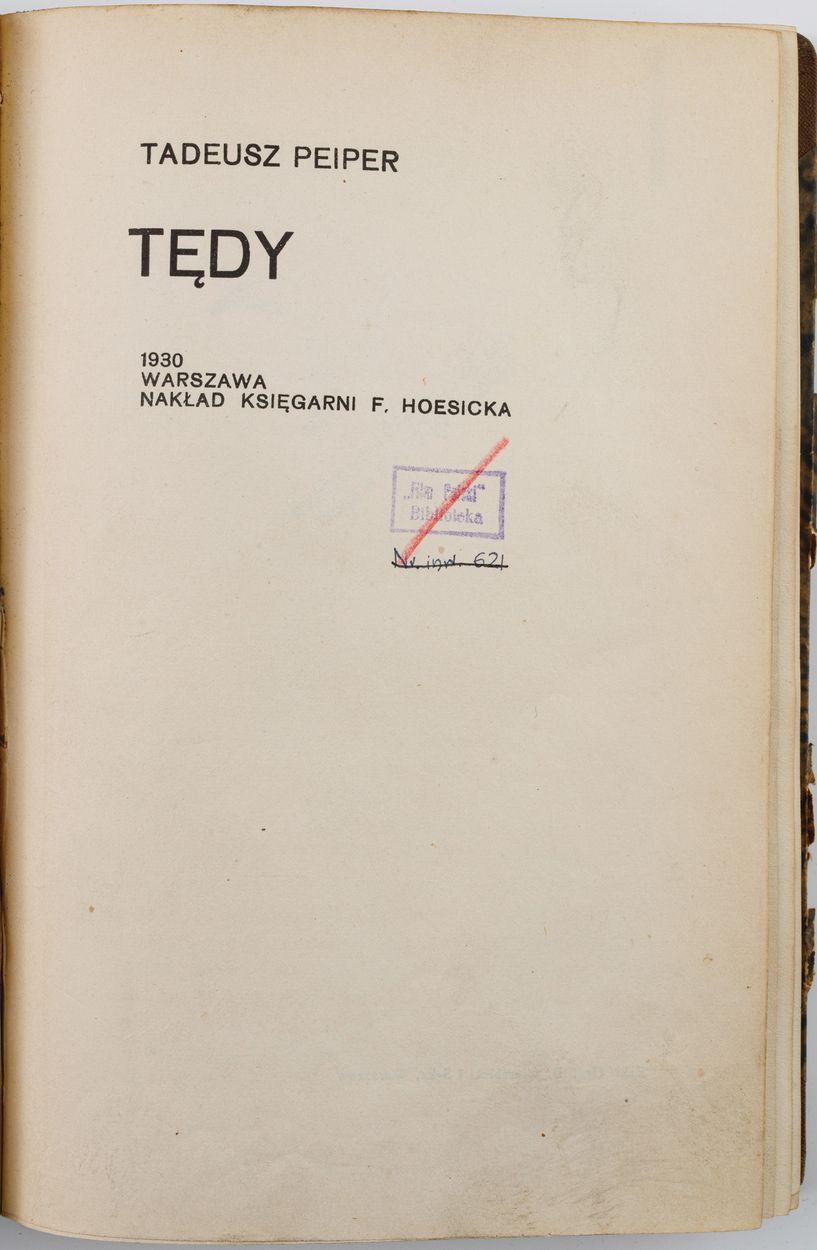 Tadeusz PEIPER