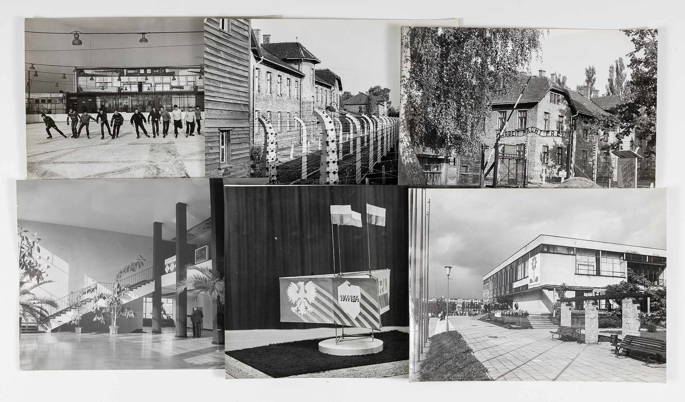 Oświęcim. Miasto i KL Auschwitz, lata 70. XX wieku