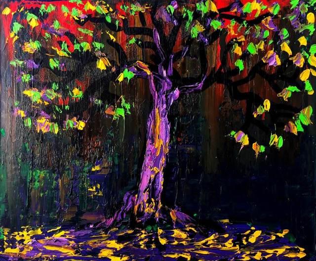 Drzewo, 2019