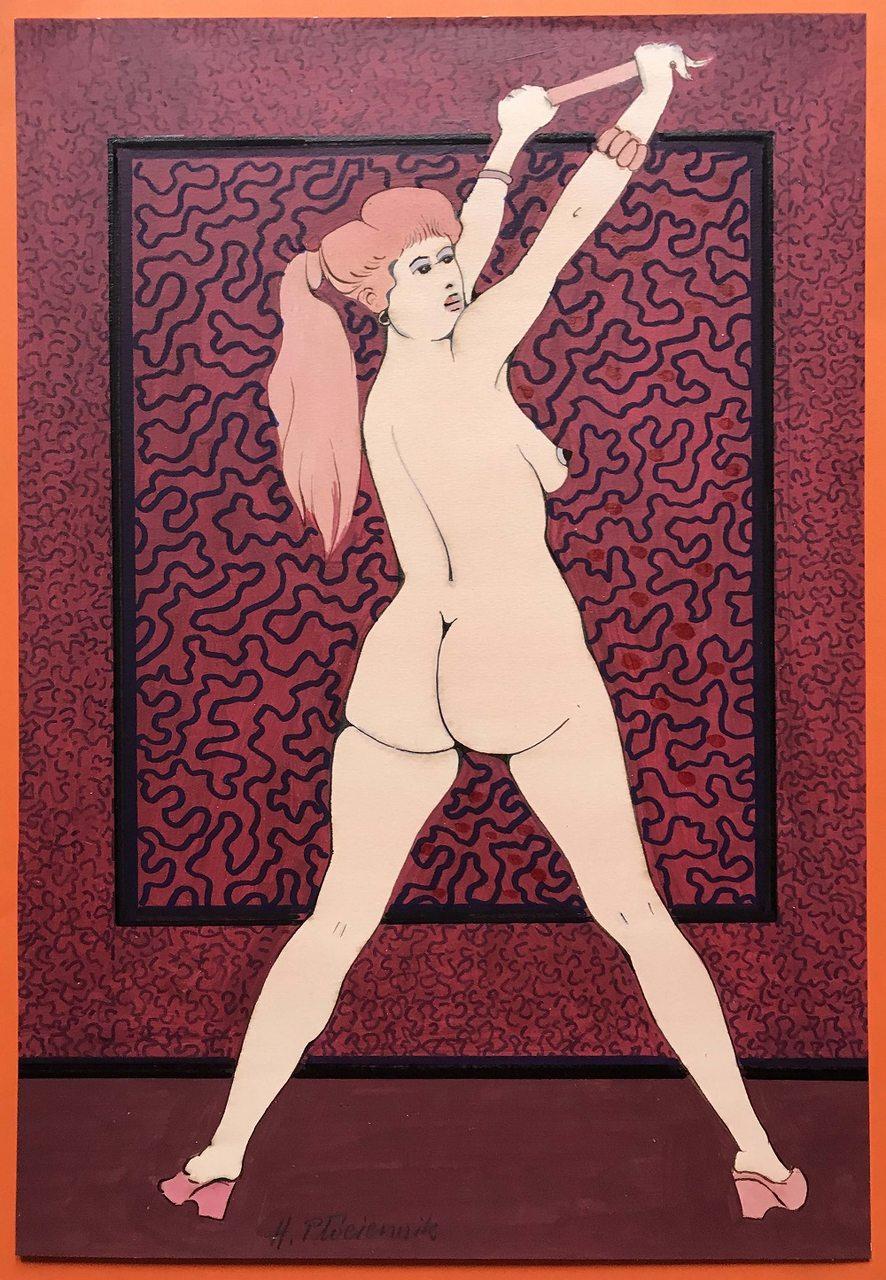 Kobieta Stojąca, 1997