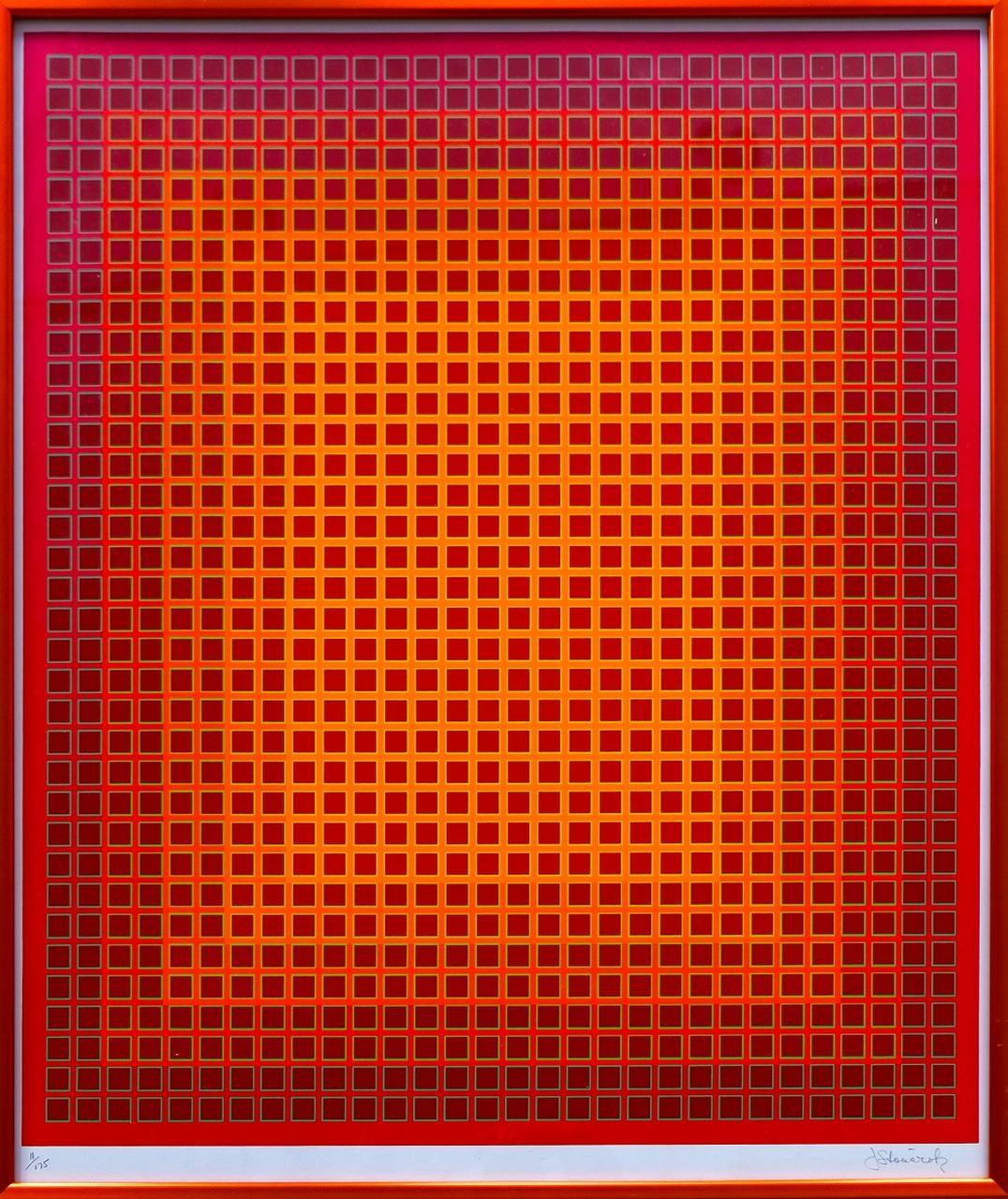 Sequential Chroma (11/175), 1980