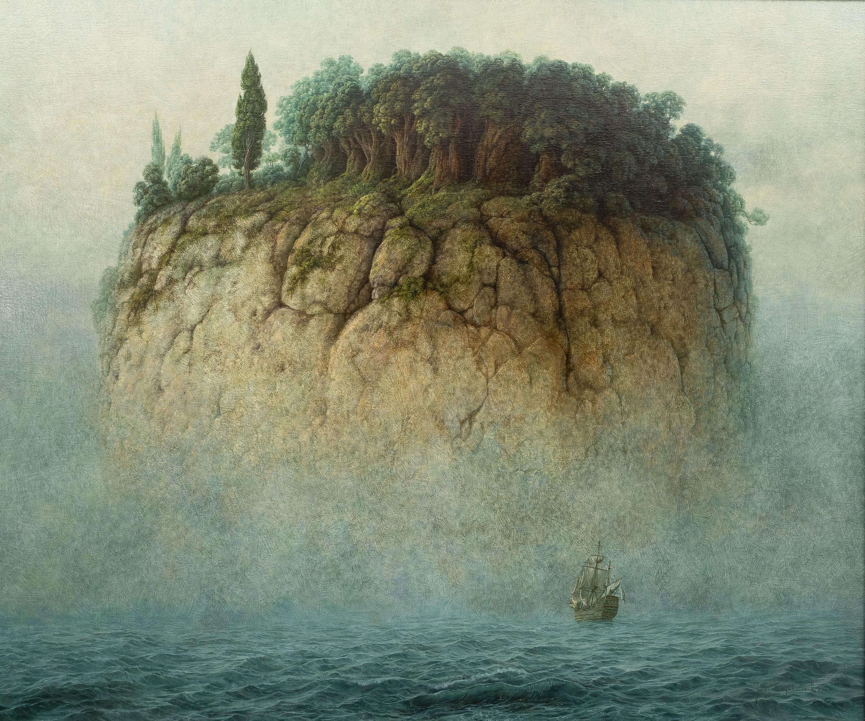Podróż na wyspę mgieł, 2020