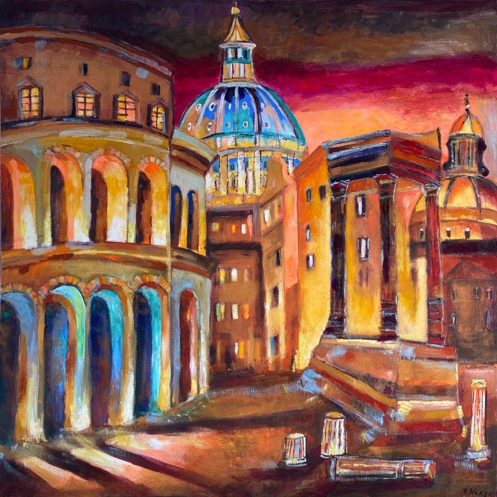 Wielkie piękno Rzymu (2020)