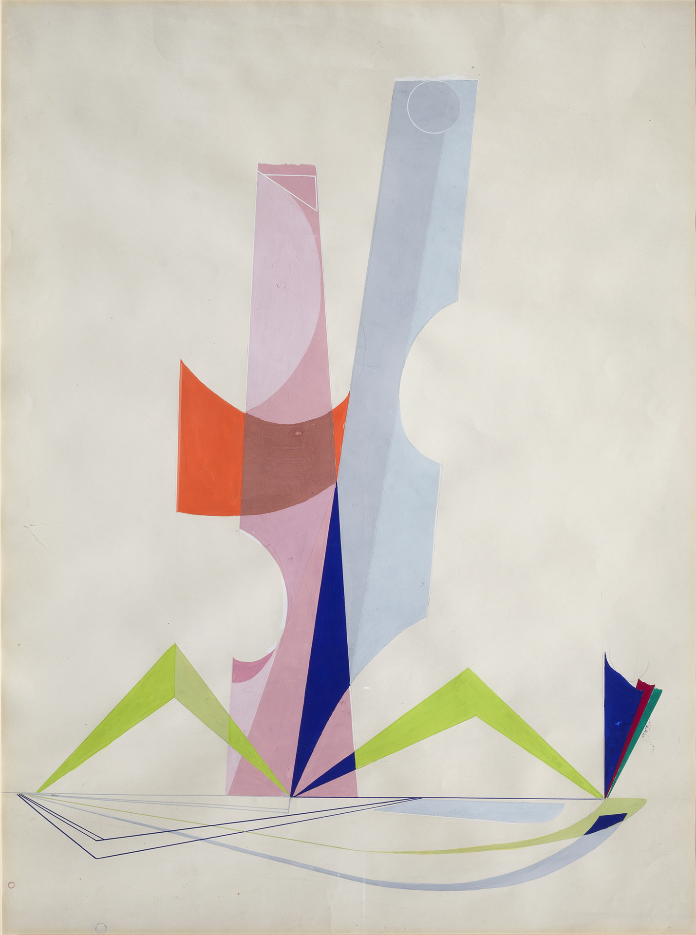 Konstrukcja (Para), 1980