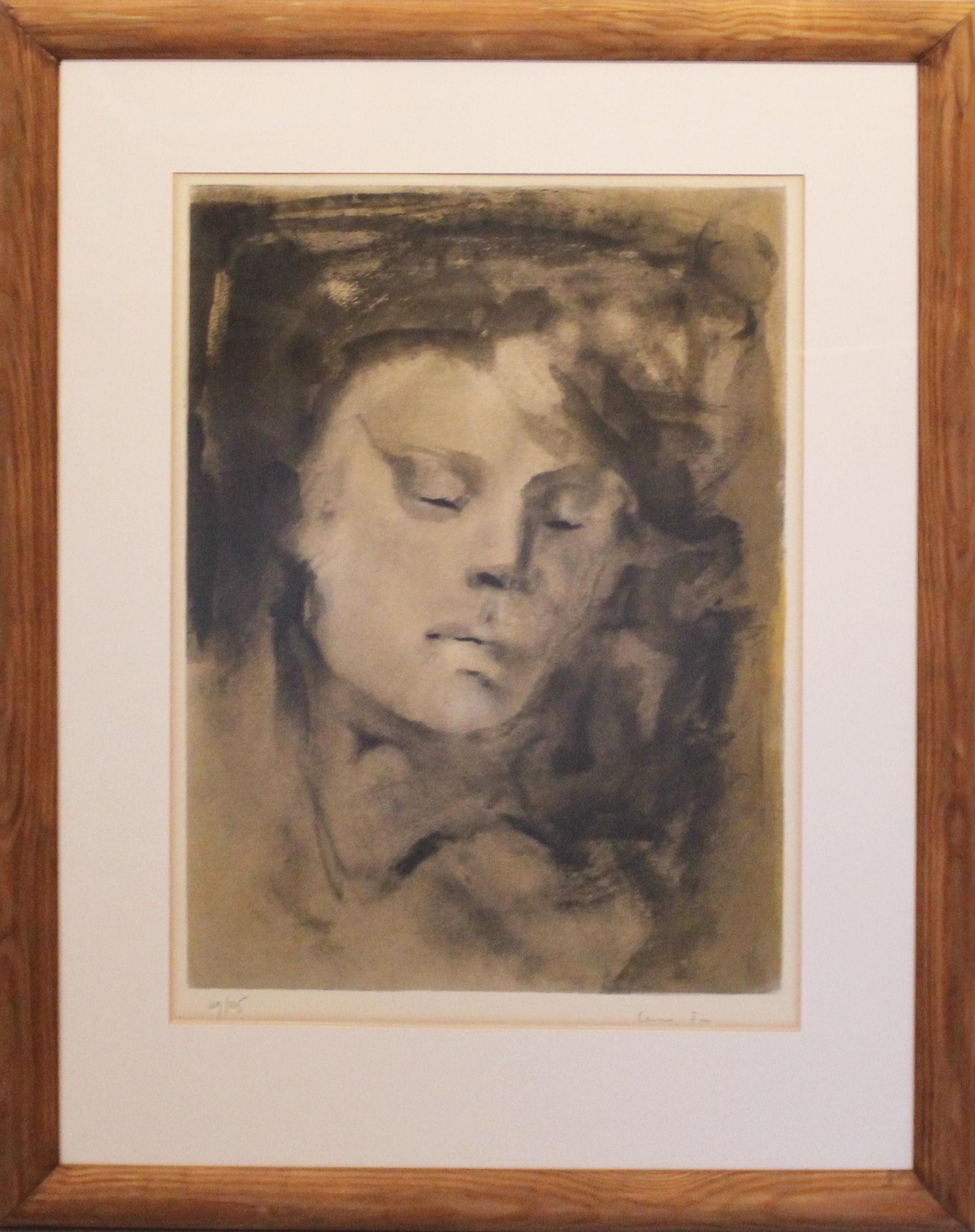 Portret dziewczynki, ed. 169/225