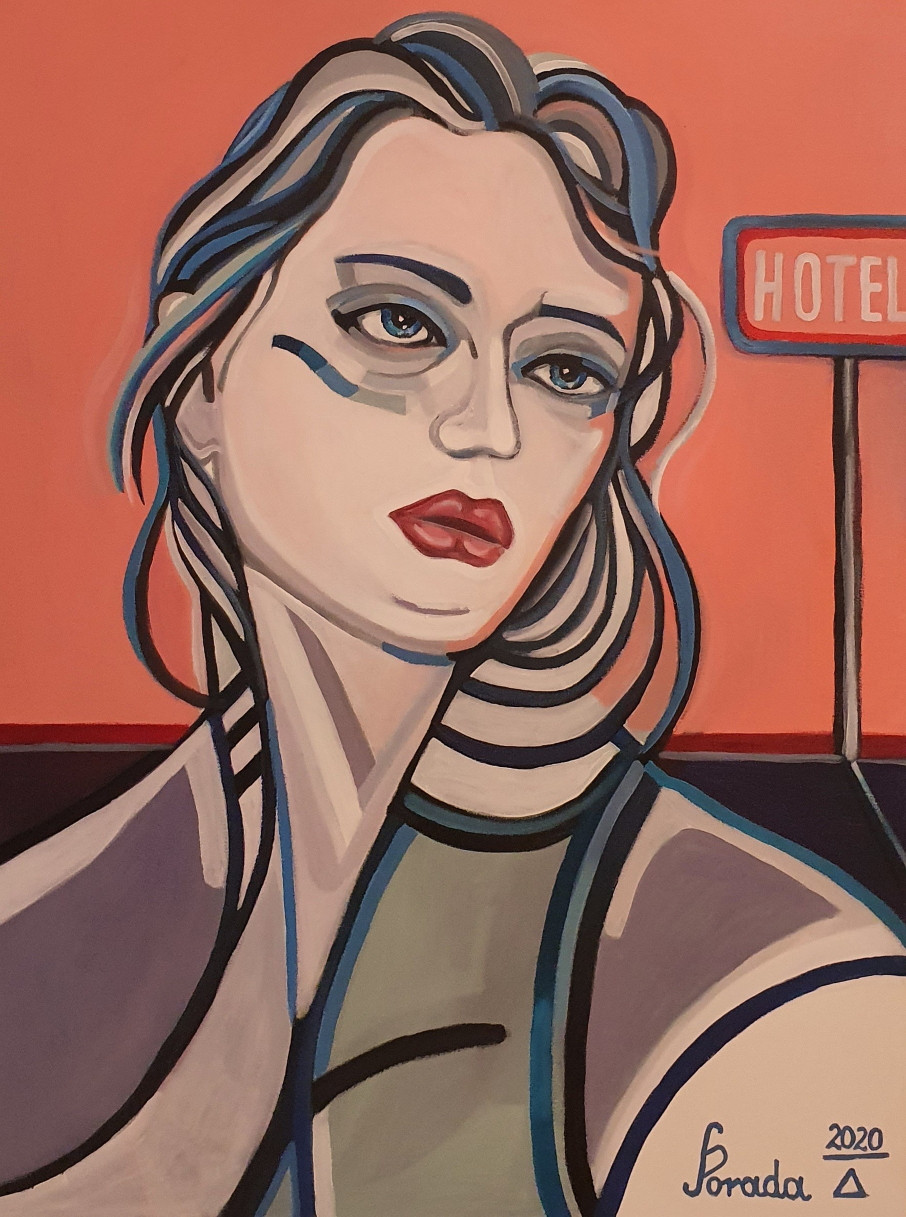Hotel, 2020
