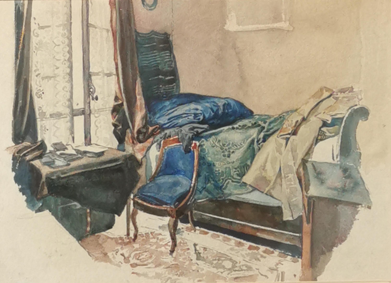 Pokój w Paryżu, 1891