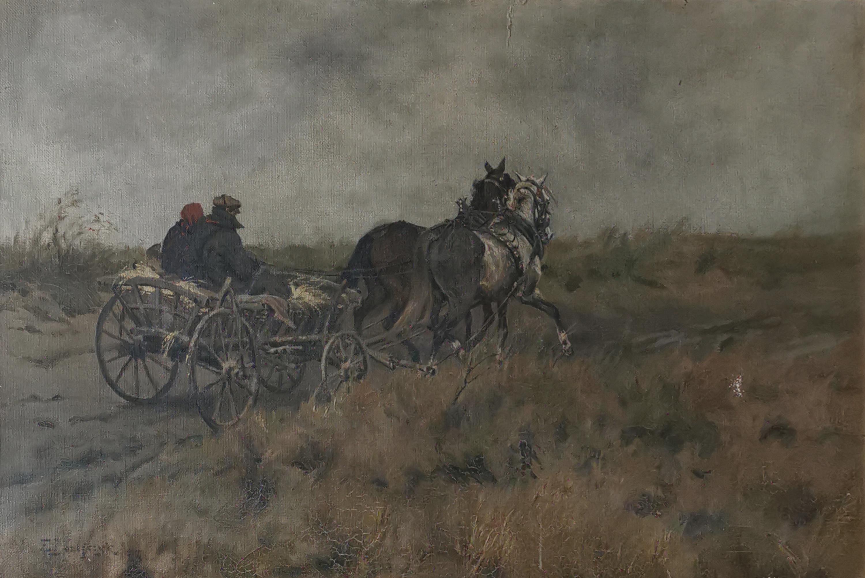 W drodze, 1924